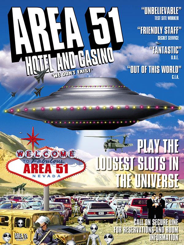 Area51 hotel casino